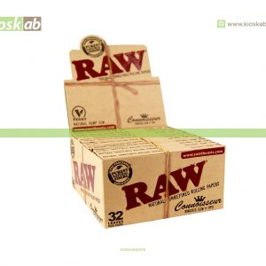 Raw King Size Slim + Tips (24)