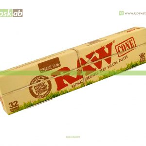 Raw Organic Cones KS (32)