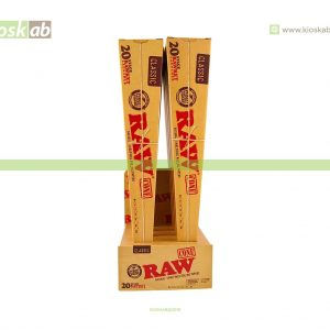 Raw Cones Stage Rawket (8x20)