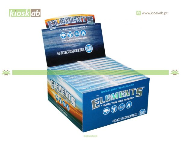 Elements King Size + Tips