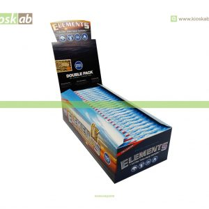 Elements Single Wide Double Pack (25)