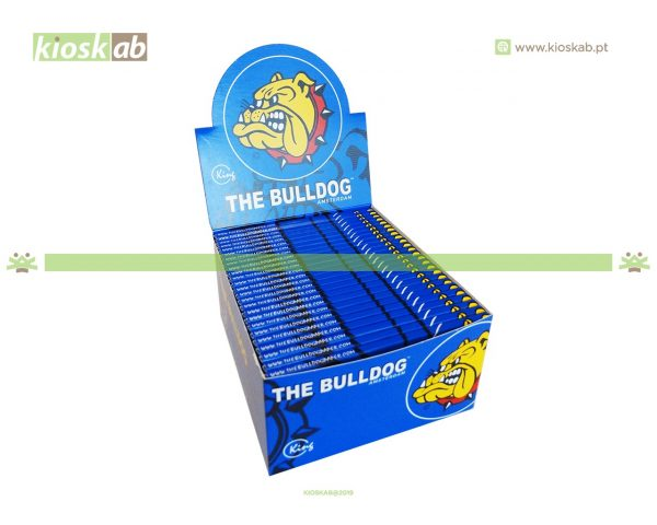 The Bulldog Amsterdam King Size Blue