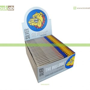 The Bulldog Amsterdam King Size Silver (50)