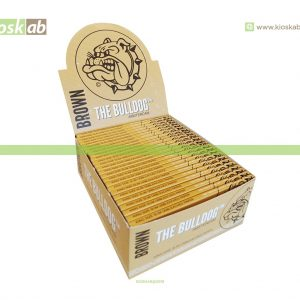 The Bulldog Amsterdam King Size Brown