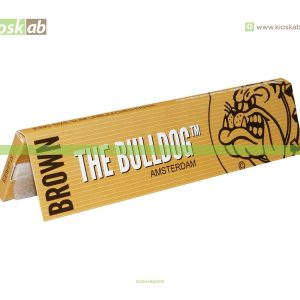 The Bulldog Amsterdam King Size Brown (50)