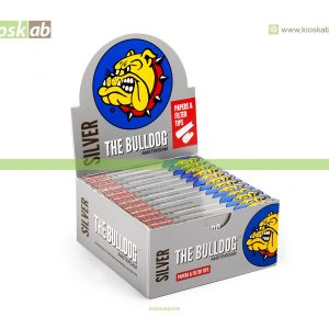 The Bulldog Amsterdam King Size Slim + Tips (24)