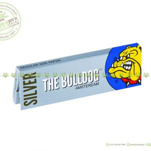 The Bulldog Amsterdam Regular Silver