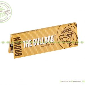 The Bulldog Amsterdam 1/4 Brown
