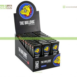 The Bulldog Amsterdam Cones Reefer (30)