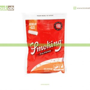 Smoking Filtros Classic Regular