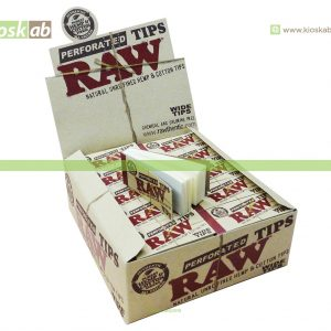 Raw Tips Wide (50)