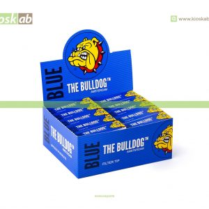 The Bulldog Amsterdam Blue Tips