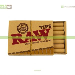 Raw Pre-Rolled Tips (20)