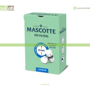 Mascotte Filtros Carbon Regular