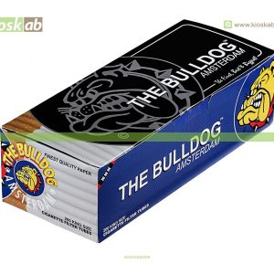 The Bulldog Amsterdam Tubos 200