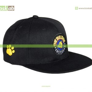 The Bulldog Amsterdam Original Cap Black