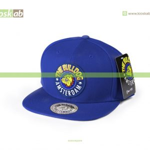 The Bulldog Amsterdam Original Cap Sky Blue