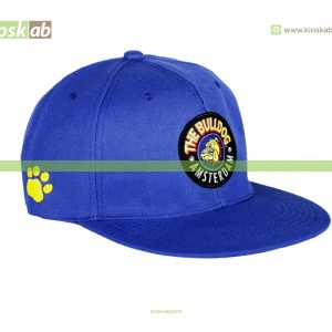 The Bulldog Amsterdam Original Cap Blue