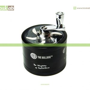 The Bulldog Amsterdam Grinder Metálico Swing