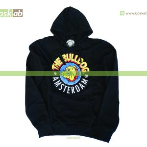 The Bulldog Amsterdam Original Sweater Black Large