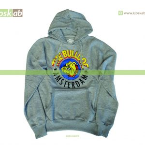 The Bulldog Amsterdam Original Sweater Grey Large
