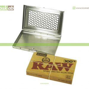 Raw Shredder Case 300