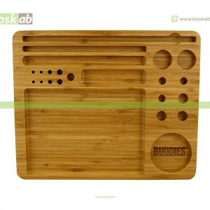 Buddies Bamboo Tray Large