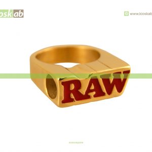 Raw Smoker Ring 10
