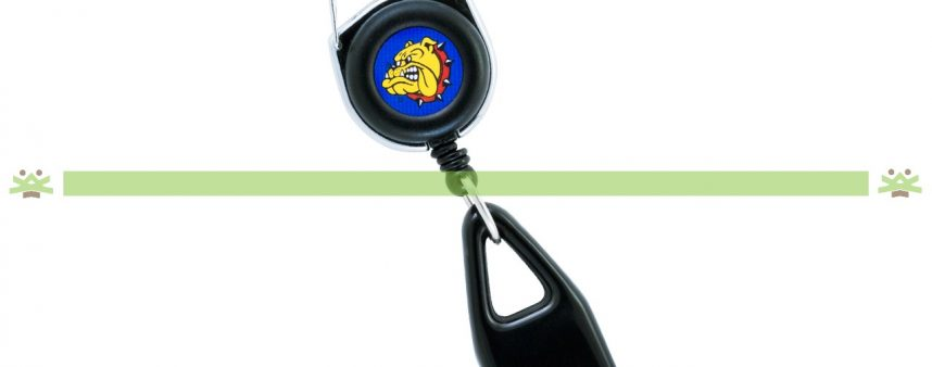 The Bulldog Amsterdam Bic Lighter Leash