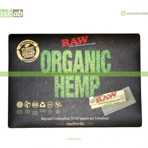Raw Organic Counter Mat