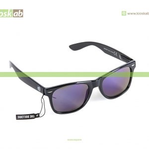 The Bulldog Amsterdam Sunglasses Black