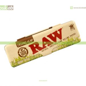 Raw Organic Paper Case KS