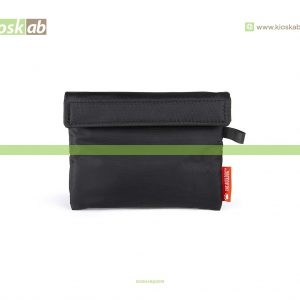 The Bulldog Amsterdam Pocket Protector Black