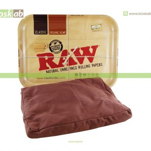 Raw Metal Rolling Tray Bean Bag XXL