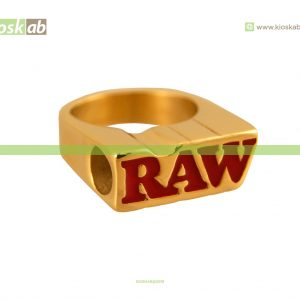 Raw Smoker Ring 8
