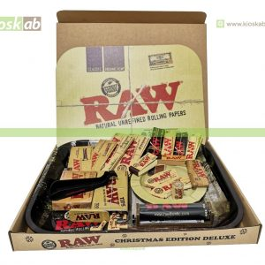 Raw Christmas Edition Deluxe Pack