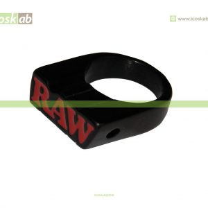 Raw Smoker Black Ring 11