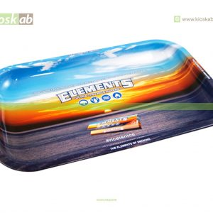 Elements Metal Rolling Tray Small