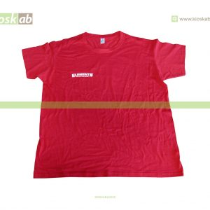 Elements T-Shirt Red L