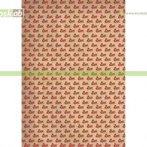 Raw Wrapping Paper (18)