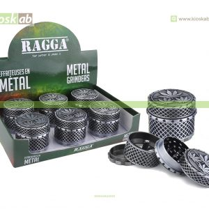Ragga Grinder Metálico Brush Magnetic (6)