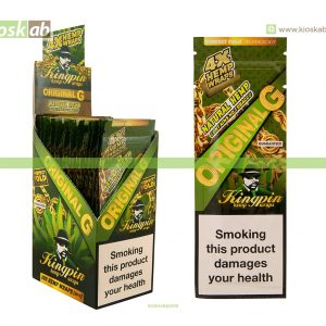 Kingpin Hemp Wraps Original (25)