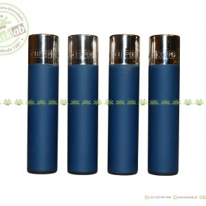 Clipper Large Soft Touch Dark Blue