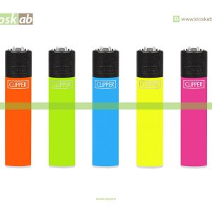 Clipper Large Solid Fluo + BW