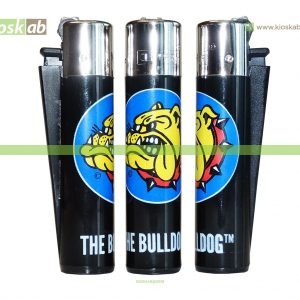 Clipper Large Decorado The Bulldog Amsterdam - 079