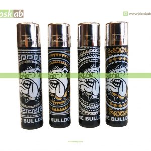 Clipper Large Decorado The Bulldog Amsterdam Inca- 096