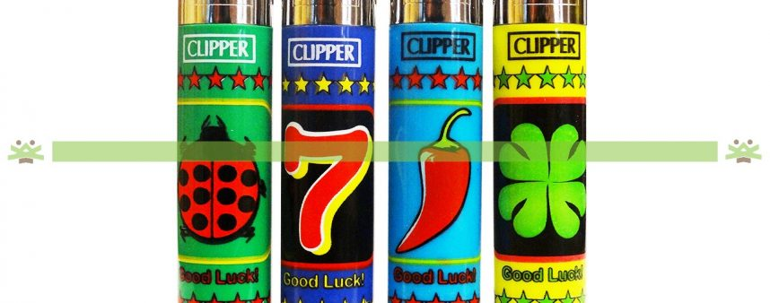 Clipper Large Decorado Fortuna Good Luck - 201