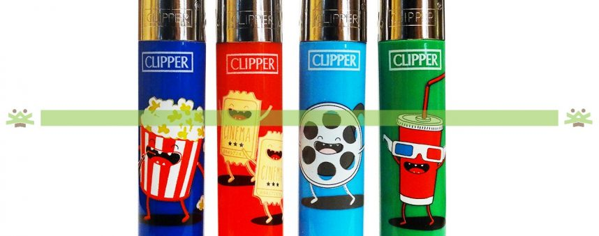 Clipper Large Decorado Movies Theater Color - 202