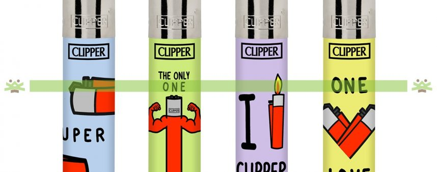 Clipper Large Decorado Be Clipper - 237