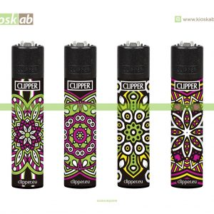 Clipper Large Decorado Mandalas 5 + BW - 239